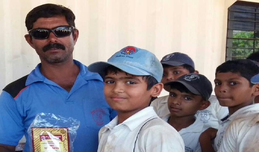 Skipper Jaicool Girase scores a valiant 99* and also takes 2wkts to derail Boys CC in the U-12 Salgaonkar Trophy