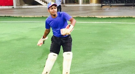 Wicket-keeper Mehboob Shaikh becomes a Dhoni as he scores 48 off 35 & takes his team to a great win in the 68th Salar Jung Tournament
