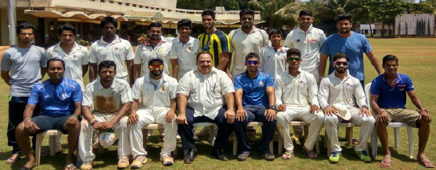 Good bowling and Aman's 56 helps Souvenir clinch a semis win in the 68th Salar Jung Tournament