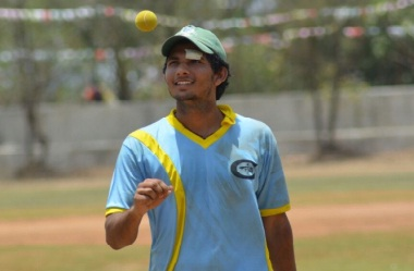 Arun Yadav smashes a brilliant ton to stamp his presence in the Vijay Manjrekar Ramakant Desai T20 Tournament