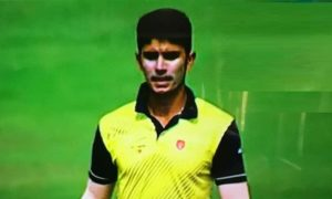 In-form Aman Khan blasts a 58ball 144 in the Vijay Manjrekar/Ramankant Desai T20 Tournament