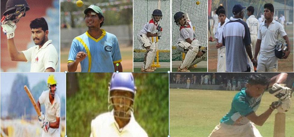 Cricketgraph Top 5 knocks in Local Tournament in Mumbai for the month of April 2017