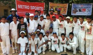Achievers Cricket Academy U- 13 Tournament 2017