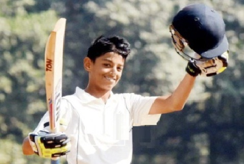 SURYANSH SHEDGE- New Kohli in the making for the next Gen India?