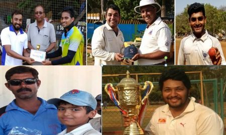 CRICKETGRAPH Top 5 All-Round Perfomances in Mumbai for the Month of April 2017