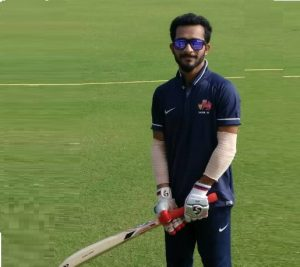 Eknath Kerkar's 29ball 71 run carnage helps Shivaji boys defeat Mumbai Police Cityriders in the Day 10 of the Mitsui T20 Tournament