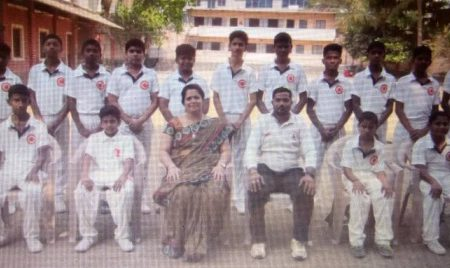 Holy Family High School Begins Playing Cricket: Certainly a good beginning!
