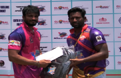 Kalpesh Sawant helps win Shivaji Warriors while Sagar Kerkar Shines with a 59ball126 and Aman continues his good form with a brutal 20ball 62 in the ongoing Mitsui Shoji T20 Tournament