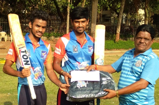 Karan Nandey scores a match-winning 97 while Aman Khan continues his purple patch with a brutal 34ball 97