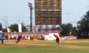 Mumbai Police Cityriders win while Imtiyar's stunning fifer ends in a losing cause in the Day 9 of the Mitsui Shoji T20 League