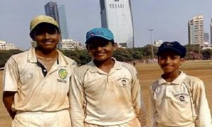 Parth's ton, Prince's fifer and a good team effort overall helps Kamath Memorial win in the U-14 Summer Vacation Tournament