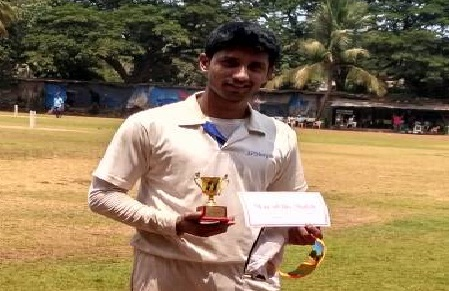 Sandesh kunder takes centrestage: smashes a lighting quick 54 off 27b and takes 3wkts vs Kotak Mahindra in the Dreamz T20 Tournament