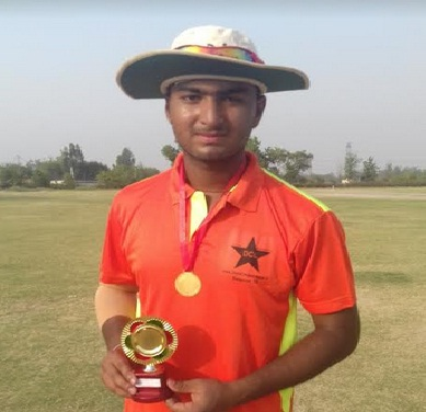 Saurav Nautiyal scores a solid 91 and takes a wkt against Cricket Kings in the Delhi Cricket League