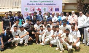 In-form Aakarshit Gomel scores a 55ball 87* to help Parsee Gymkhana win the finals of the 68th Salar Jung Tournament