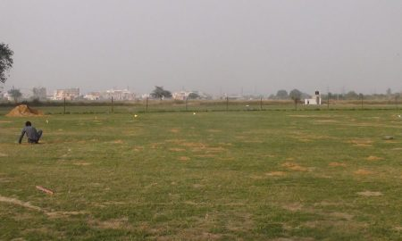 AFS Sports Center Cricket Ground Delhi