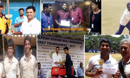 CRICKETGRAPH Top 5 Bowling Spells in Local Tournaments in Mumbai for the month of May 2017