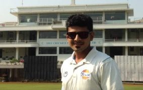 Akshay Powale's half-century and Sarvesh's 4/6 steers Earth Matrix to a finals win in the Dreamz T20 Tournament