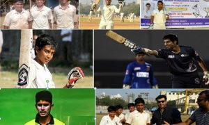 Cricketgraph Top 5 Knocks in local Tournaments in Mumbai for the Month of May 2017