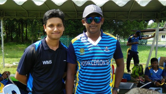 Mandar Garude shines as an all-rounder in his very 1st outing at the Malaysia Super Sixes Tournament