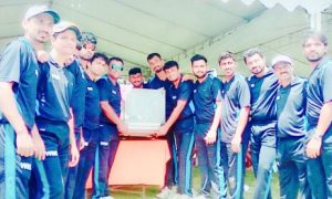 Trending News: WNS won Group 'A' Winners Trophy and overall 3rd place in the Malayisia Super Sixes tournament