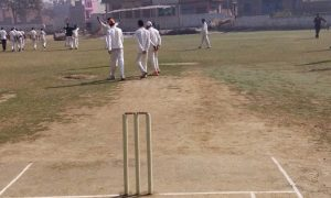 1st Transh Yamuna Cricket League U-17 Tournament Delhi