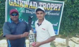 Aman's 5wkt haul helps Jhanjhar XI win over Young Friends CC in the Gaikwad North Zone Trophy