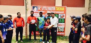 Siddarth Walia's 3/16 helps Rohtak Road Gymkhana beat Sonnet CC 2nd Master Taksham (Under-12) Cricket Tournament