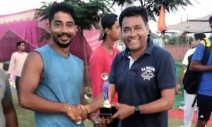 Team RDX wins over GSR as Bharat Bhushan scores an aggressive 29ball 65 in the Skyline T20 Tournament