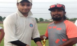 Opener Gaurav's flashy 51* helps Warriors Cricket Club win over VCC in the Skyline T20 League