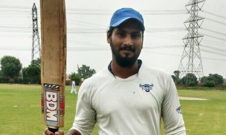 Openers Inder Yadav and Deepak seal the semis in just 9overs vs RGW in the 2nd Skyline T20 Championship 2017