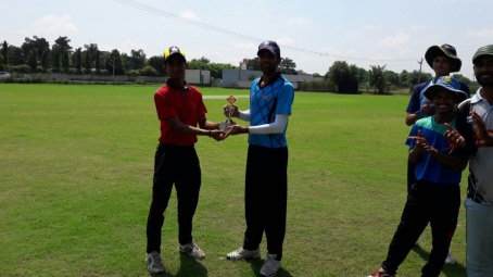Kapil's 37ball 72* propels Invictus United to a win in the 2ND Red Rock Corporate T20 League