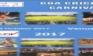 Goa Cricket Carnival Tournament 2017