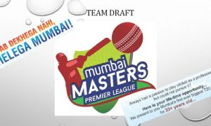 Mumbai Masters Premier League 2017