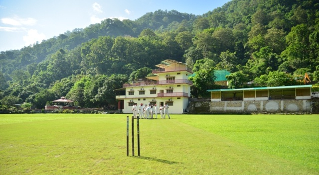 Corbett Cricket Ground Uttarakhand