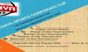Lakshya Sportz T-20 Corporate Cricket Cup 2017 Noida