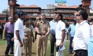 The much revered Police Shield Tournament begins from 28th October 2017