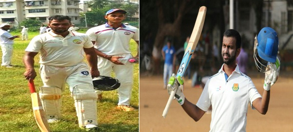 Sachin Satkar scores a superb century while Viraj once again shows his class with a 51ball 65 in the Kanga League 2017