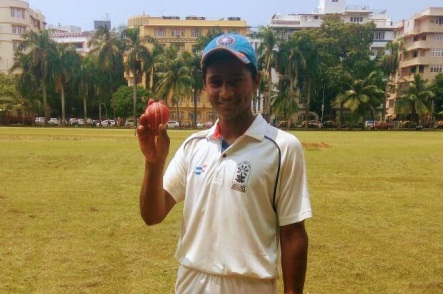Record Bowling Figures: Amogh Karthik scalps 8wkts for 2runs vs Shiv Samarth in the DSO U/17 Tournament