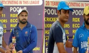 Openers Dominate: Ankit Thakran and Manoj Bedi shatters records in the Skyline Champions League '17