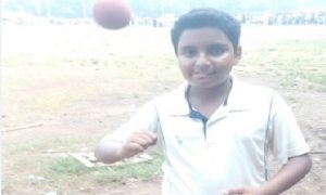 Leg-spinner Hrishikesh Gaikwad scalps 4wkts to steer SVM to a win in the Under-14 DSO Tournament