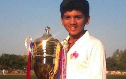 Karan Shah scores 24ball 68 while Tarang Gohel's brilliant 100 ends on a losing cause in the Under 19 Vinoo Mankad Trophy 2017