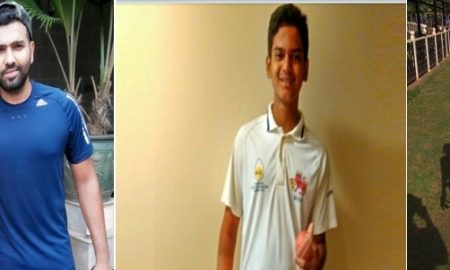 Aman and Ayush take fifers while Sahil Jadhav scores an impressive ton in the Under 16 Payyade selection cricket Tournament '17