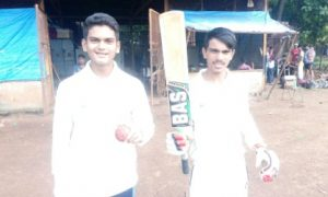 Young prodigies Vedprakash and Ayush back to business as they lead their team to a win in the DSO Under-17 Tournament