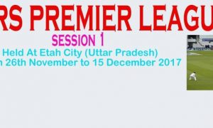Warriors Premier League I Tournament 2017 UP