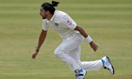 Image used for reference only - Ishant Sharma
