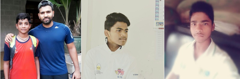 Pragnesh Kanpillewar and Sahil Jadhav continues their form with the bat while Satyam bags 6wkts in the Payyade Selection Trophy '17
