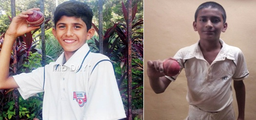 Talented bowlers Parikshit Dhanak & Ayush bidwai take 7wkt hauls for their respective teams in the ongoing Harris Shield Tournament
