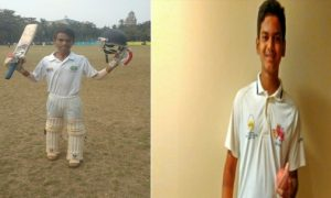 The hit pair! Vedprakash and Ayush once again steer their team IES VN sule to a win in the Harris Shield Tournament