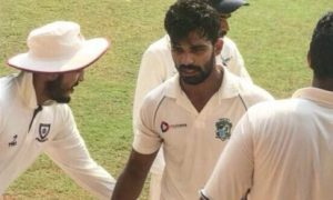 In-form Chinmay Sutar scores his 3rd consecutive ton to stamp his class in Mumbai Cricket