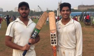 Latest Cosmopolitan Shield Updates: Prathamesh, Suyog and Sumeir hit centuries while Chinmay smashes an impressive 50